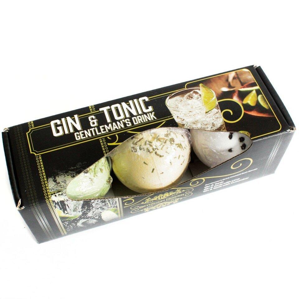 Gin&Tonic kvapo vonios burbulai (nealkoholiniai)