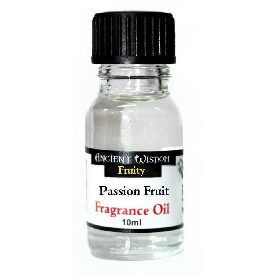 Pasiflorų kvapusis aliejus, 10 ml.