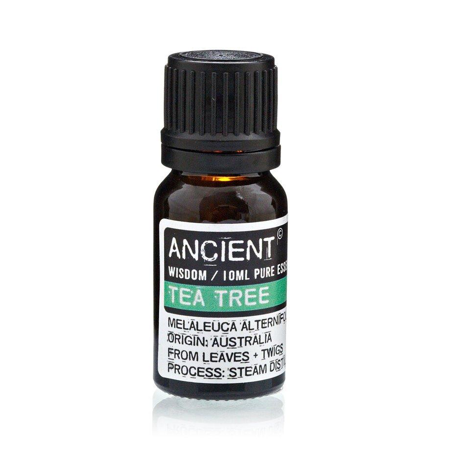 Arbatmedžio eterinis aliejus, 10 ml.