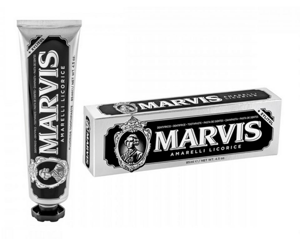 Saldymedžio ir mėtų skonio dantų pasta MARVIS, 85ml