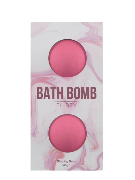 "Vonios burbulai - Dona ""Flirty blushing berry"""